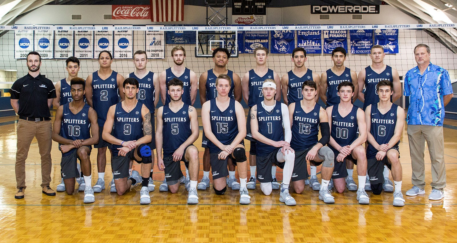 2019 Men S Volleyball Roster Lincoln Memorial University Athletics